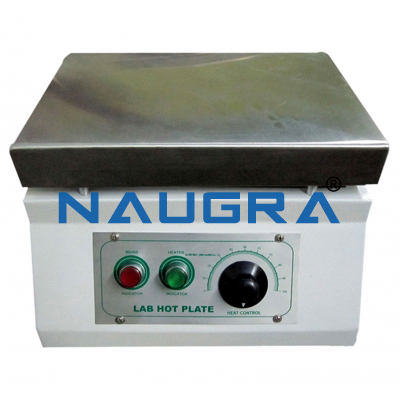 Naugra Lab Rectangular Hot Plate