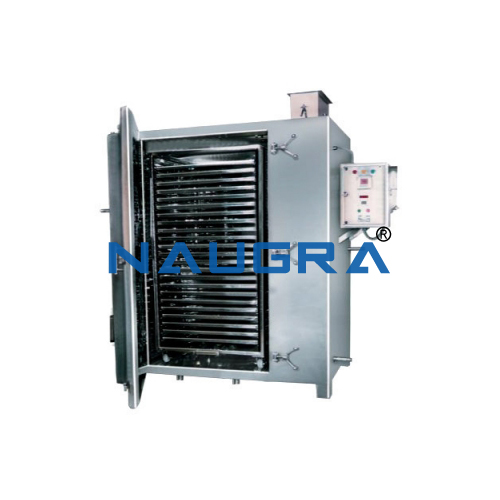 Industrial Drying Oven (Tray Drier)