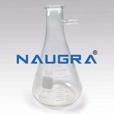 Flasks, Buchner, Filter