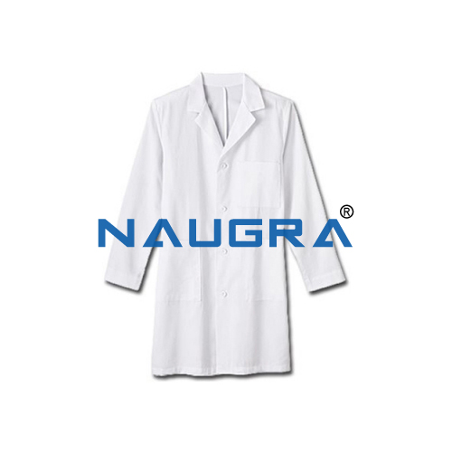 General Purpose Protective Wear Lab Coat