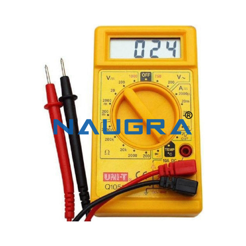 Educational Lab Digital Multimeter