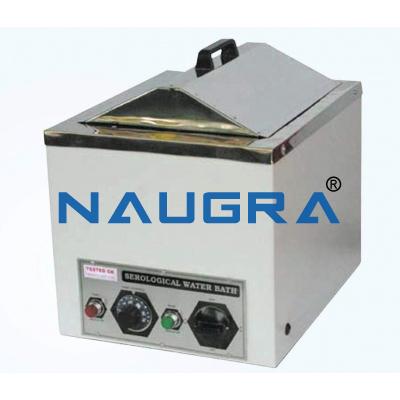 Naugra Lab Water Bath Serological