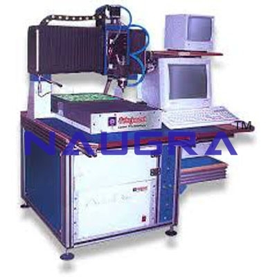 CNC Drill Machine- Engineering Lab Training Systems