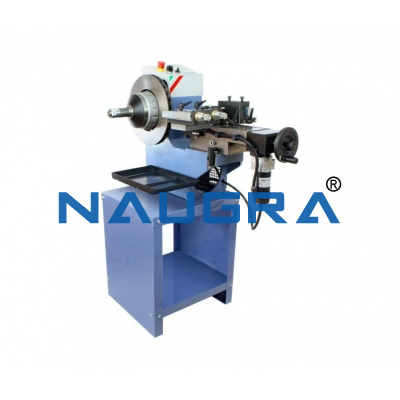 Brake Disc & Drum Lathe Machine