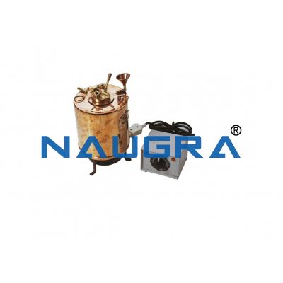 Naugra Lab Abels Flash Point Apparatus