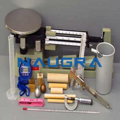 Measurement Kit Physics