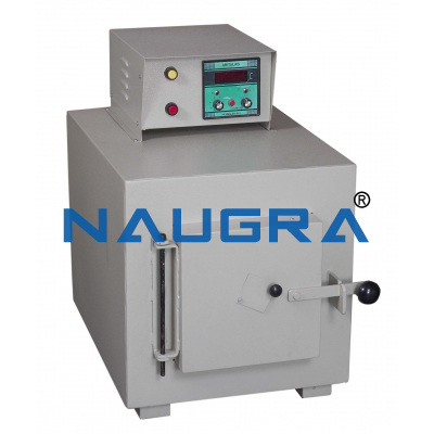 Naugra Lab Muffle Furnace Deluxe Model