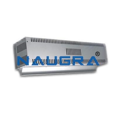 Naugra Lab Air Curtain