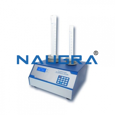 Naugra Lab Tap Density Tester