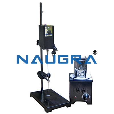 Naugra Lab Motorized Ring And Ball Apparatus
