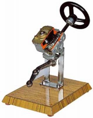 Segmental Steering Cutaway