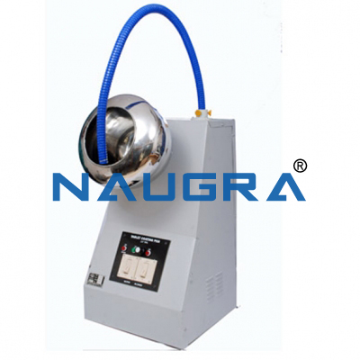 Naugra Lab Tablet Coating Pan