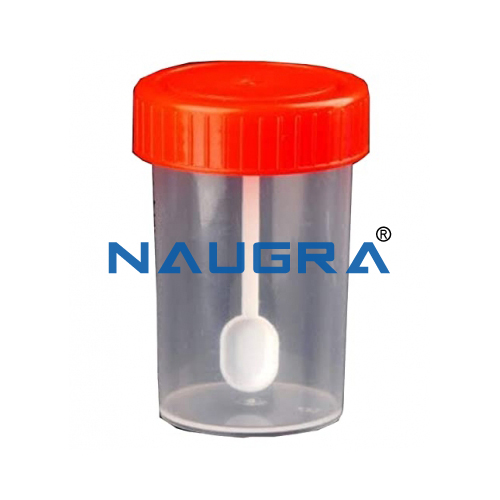 Educational Lab Stool Container