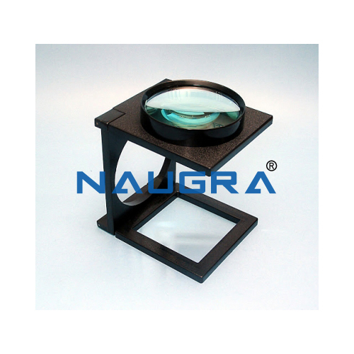 Biology Lab Giant Magnifier 2X Magnification