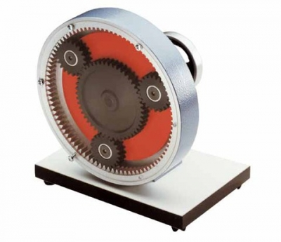Planetary Gear Educational Model Cutaway