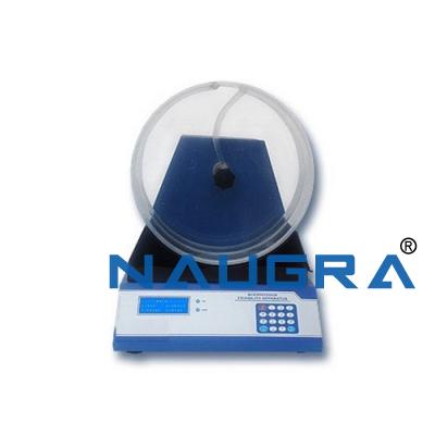 Naugra Lab Microprocessor Friability Apparatus