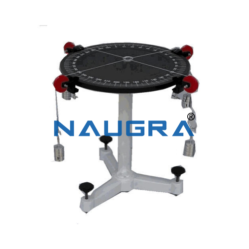 Educational Lab Force Table