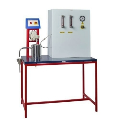 RTD Packed Bed Reactor Apparatus India