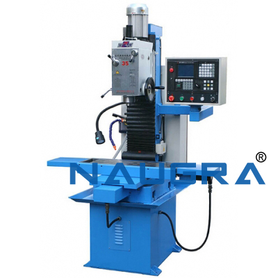 Naugra Lab CNC Drilling Machine