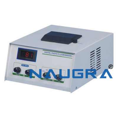 Naugra Lab Digital Fluorometer