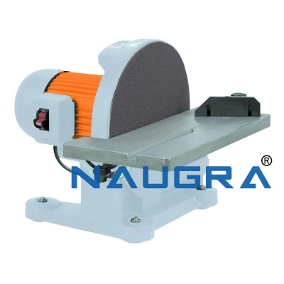 Belt And Disc Sander Bench Model