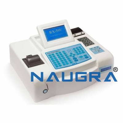 Naugra Lab Semi Auto Analyzer