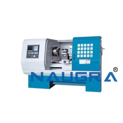 Miniature CNC Lathe M/C