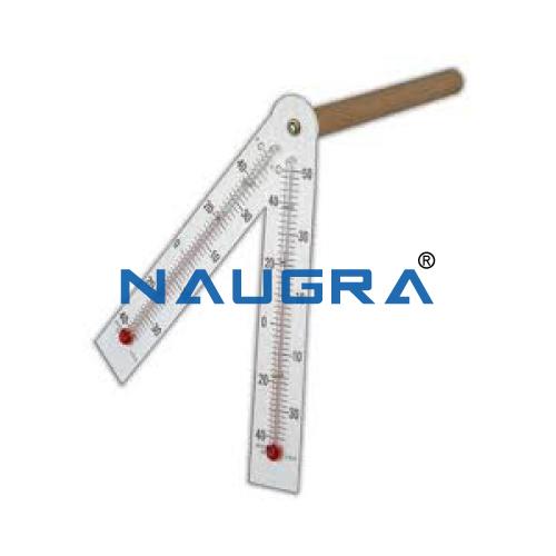 Naugra Sling Psychrometer Kit