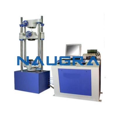 Universal Electromechanical Testing Machine