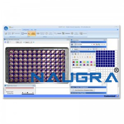 Naugra Lab All Maze Video Tracking Software