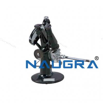 Naugra Lab Abbe Refreactrometer