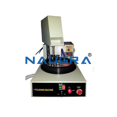 Naugra Semi Automatic Polishing Machine
