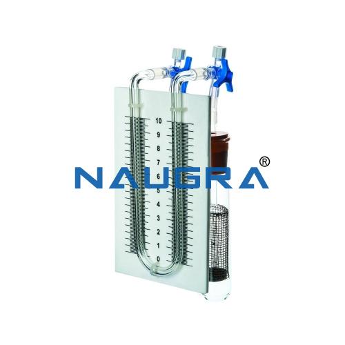 Biology Lab Respirometer