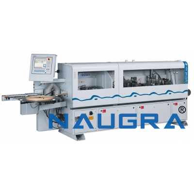 Through Feed Edge Banding Machine
