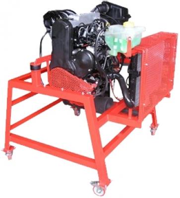 Diesel Engine Rig 1.8 Turbo
