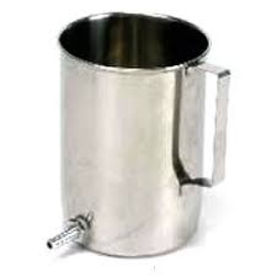 Douche Can Stainless Steel 202 Grade