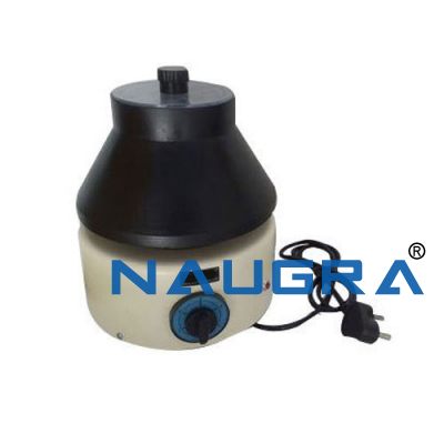 Naugra Lab Centrifuge Angle Rotor Head Doctor Pattern