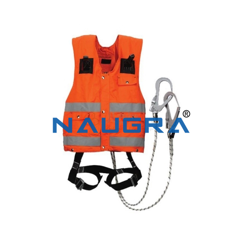 Full Body Harnesses FR Jacket With FR Harness