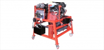 Diesel Engine Rigs for Automotive Lab