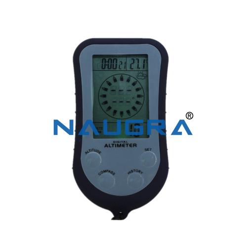 Educational Lab Digital Altimeter