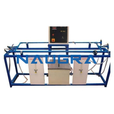 PARRALE FLOW & COUNTER FLOW HEAT EXCHANGER
