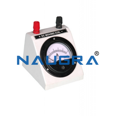 Meter Round Dial with Front Terminal