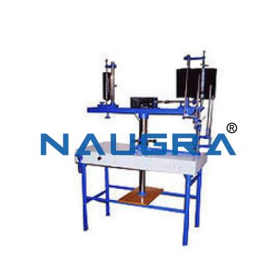 Naugra Lab Brodie Operating Table