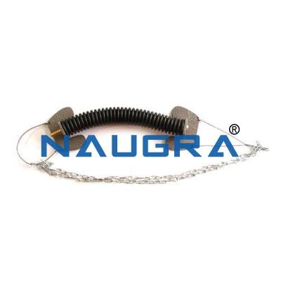 Naugra Lab Pneumograph Stethograph