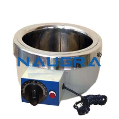 Naugra Lab Oil Bath (High Temp) with Stirrer