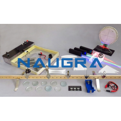 Physics Lab and Light Waves Kit