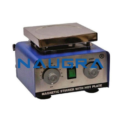 Naugra Lab Magnetic Stirrer with Heating System
