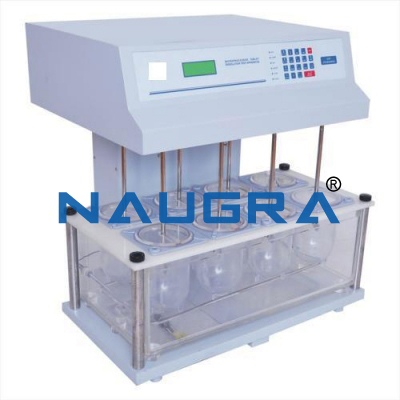 Naugra Lab Microprocessor Dissolution Test Apparatus