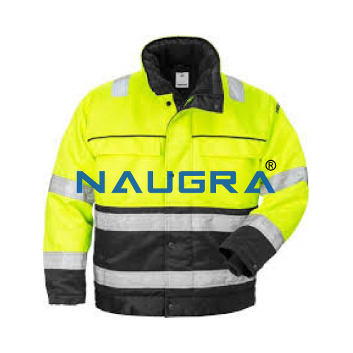 Reflective Jacket HI-VIS Winter Jacket