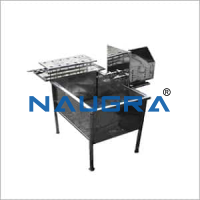 Naugra Lab Bottle Washing Machine